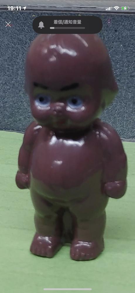 これってなんの人形かわかりますか?