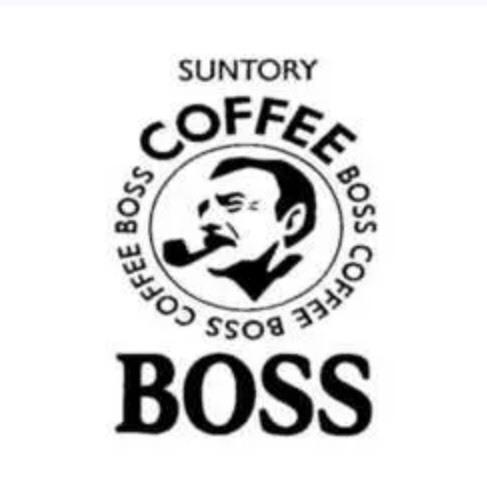 クラスTシャツのデザインでBOSSの缶コーヒーのロゴをアレンジしたいと計画しています。 そこで質問したいのですが、画像のロゴの人の顔のところを担任の先生の顔の画像に変えたいです。画像をロゴの絵の...