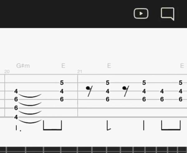 ギターの質問があります。 ここの部分はどのような指でやればいいんですか? ほかの弦がなってしまったりして困っています。
