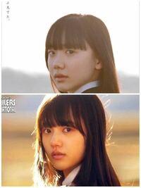 芦田愛菜さんと清原果耶さんって似てません?