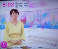 おはよう日本の山内泉NHKアナウンサーを採点願います。