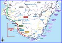 紀伊半島の三重県側は高速道路が未開通なので、千葉県の外房地域よりアクセスが悪いと不評なのですか? 大阪方面からも名古屋方面からも尾鷲・熊野・新宮などへのアクセスは悪いままなのですか?