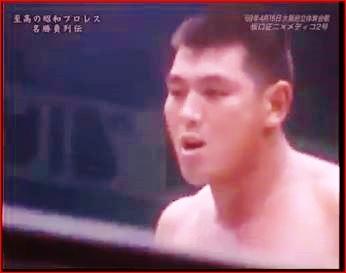 プロレスラーで、1番ハンサムなのは、坂口 征二ですか?? 股間も大きいです。