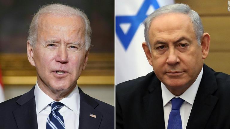 ▲イスラエル軍とガザハマスが停戦しましたが、イスラエルと「アメリカ」ってどういう関係ですか!?・・。