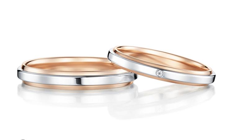 結婚指輪なのですが、ファッションリングの印象を受けるでしょうか