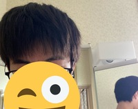 この髪型でマッシュは切れますか?