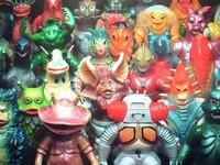 子供の頃「ソフビ人形」と「超合金」のどちらが好きでしたか??