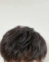 21歳男です。 初めて縮毛矯正をかけてみようと思うのですが、このような髪質でかけることができるでしょうか? また、縮毛矯正を行うにはどのくらいの長さが必要なのでしょうか?