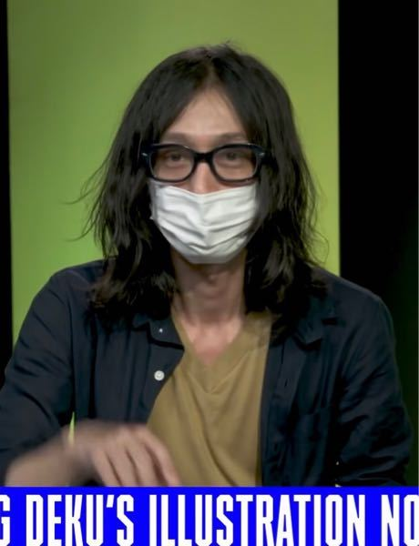 堀越耕平先生なんですか?凄いかっこいいですね。