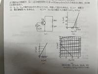 電子回路のトランジスタの電圧増幅度の問題です。  以下の問題の(3)が答えがどうしても一致しません。 どなたか教えて頂けませんか。