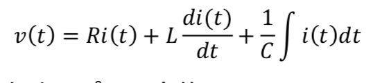 この問題のラプラス変換を教えてください。 出来れば、双一次変換も可能であればお願いします。