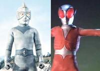 ミラーマンとファイヤーマンはなぜラインなどが似てるのですか?ファイヤーマンをデザインする時にミラーマンを参考にしたのですか?