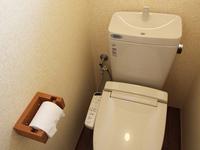 写真のような手洗い付きのトイレがありますが、ここで手を洗いますか?