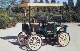 この電気自動車って馬車に似ていますか? コロンビア