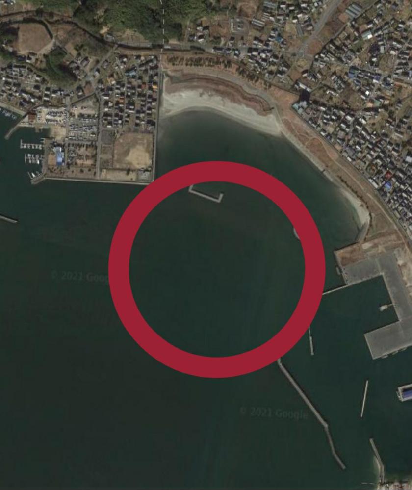 三河湾知柄漁港沖周辺の海底は砂地ですか? 海底の様子を教えてくださいm(_ _)m