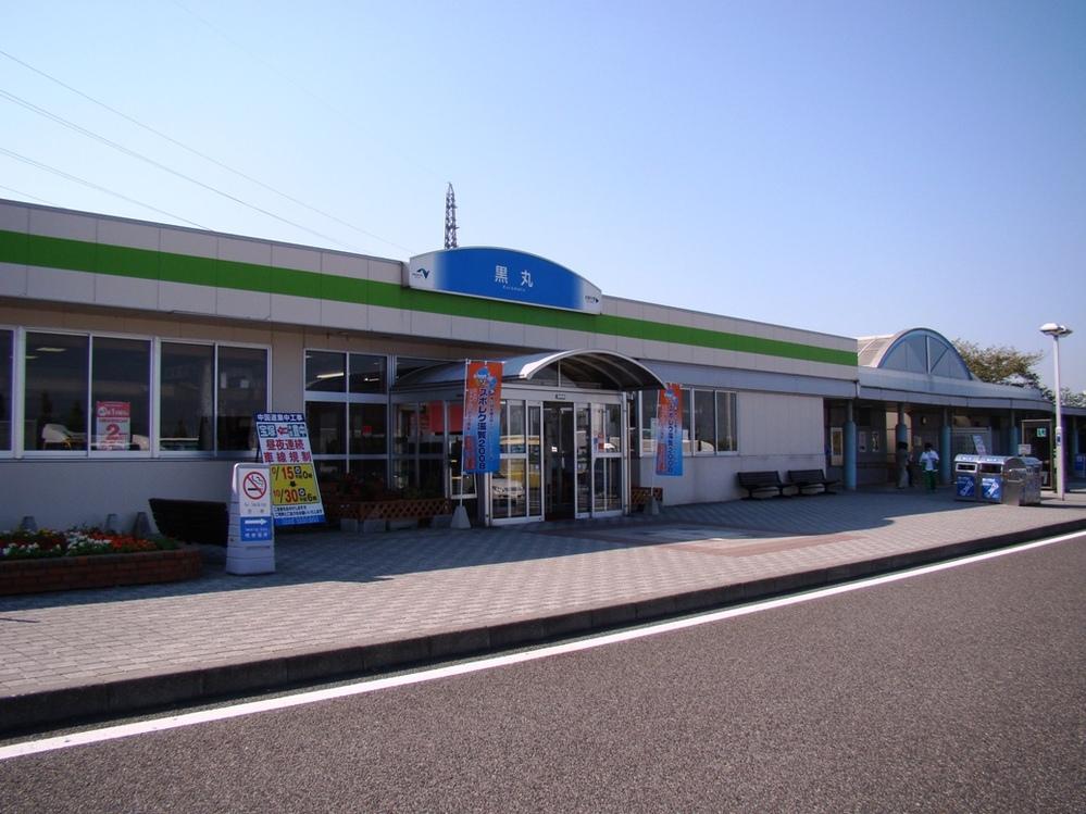 NEXCO西日本管内における最東端のPAは名神高速道路の黒丸PAですが、正直言ってショボいですか?
