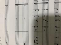 バンドスコアのギターの譜面について写真の場合はどうして弾いたらいいですか?1〜6弦全て弾くのですか?