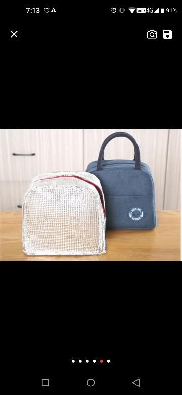 保冷バッグというのを 初めて買ったんですが 洗濯はどうしたら いいでしょうか• ω• )?