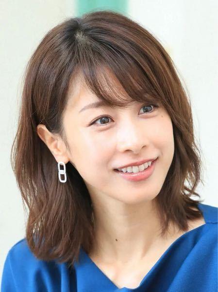 加藤綾子って美人ではないですよね?
