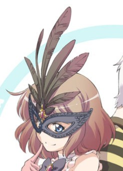 これ、何の鳥の羽根が一番近いと思いますか? このベネチアンマスクになるべく近い物を作ろうと考えています。