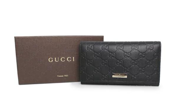 この画像のGUCCIの財布楽天では5万円くらいで 販売していたのですが、 GUCCIの店で買うといくらですか?