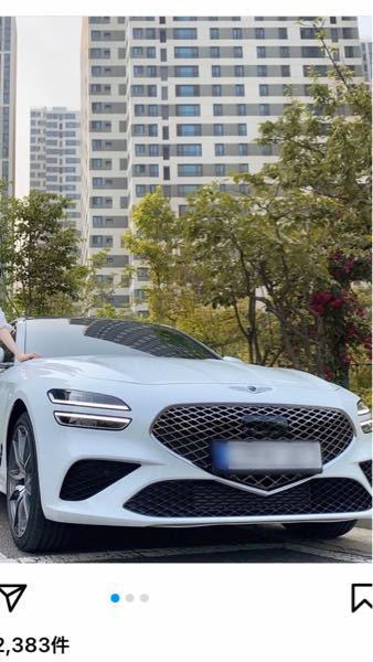 この写真の車が何かを教えてください。 検索 スポーツカー 外車 日本車 クルマ
