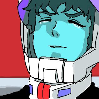 【大喜利】 なぜアムロは泣いているのですか?