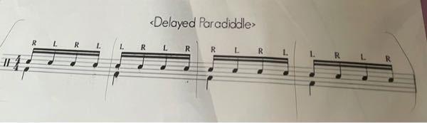 パラディドルの基礎練習はこれだけでも十分でしょうか?お願いします。