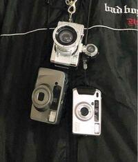 このカメラ3つの名前わかる方教えてください。