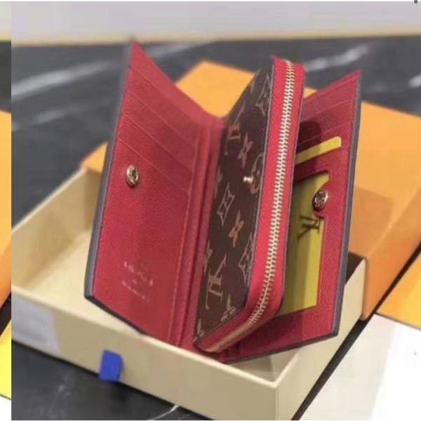 このVUITTONの財布の名前が分からないので どなたかわかる方いらっしゃいませんか。。 調べてもなかなか出てこなくて分からないです
