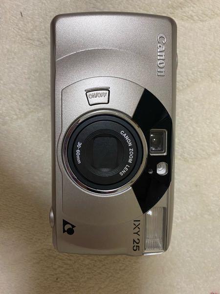 このフィルムカメラのフィルムはどんなフィルムを使えば良いかわかる方いませんか