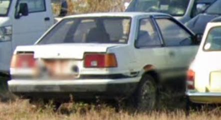 この車はAE86またはAE85で間違いありませんか?