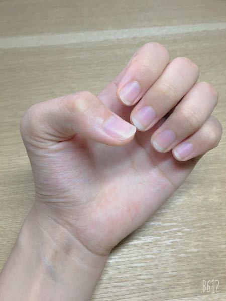 爪のピンクのところを長くしたいです。 どうやって切ったらいいですか?