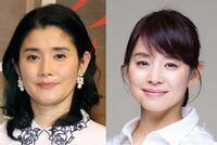 石田ゆり子と石田ひかりはどちらが美人? 正直どちらが人気ありますか?