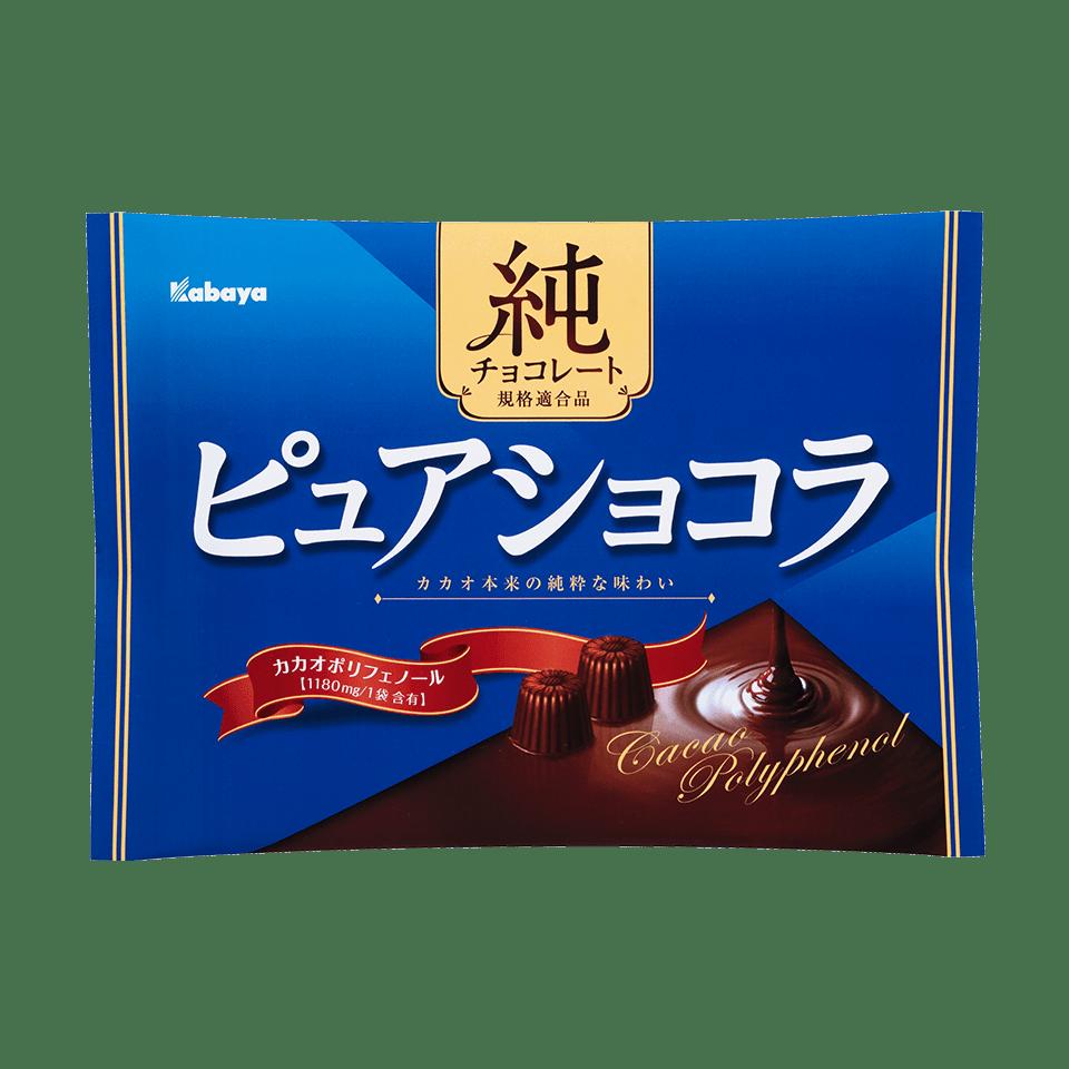 ▲「チョコレート」は明治とカバヤ、どっち派ですか!?