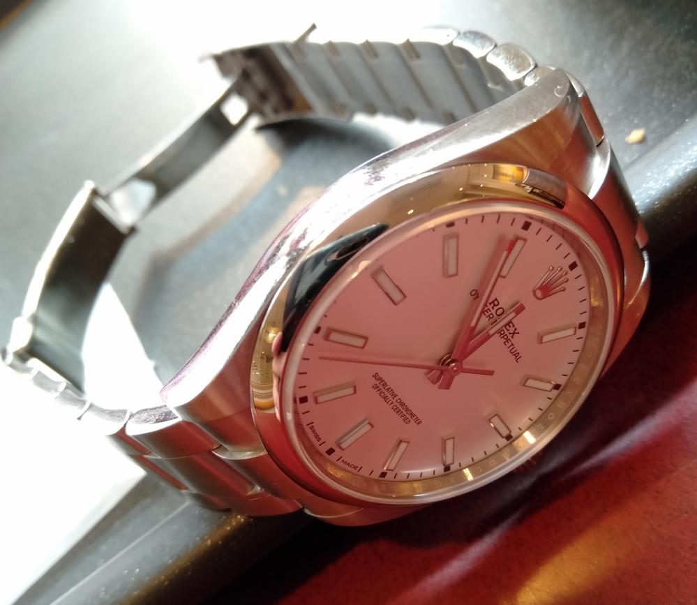 貴方の今日の時計は何ですか?