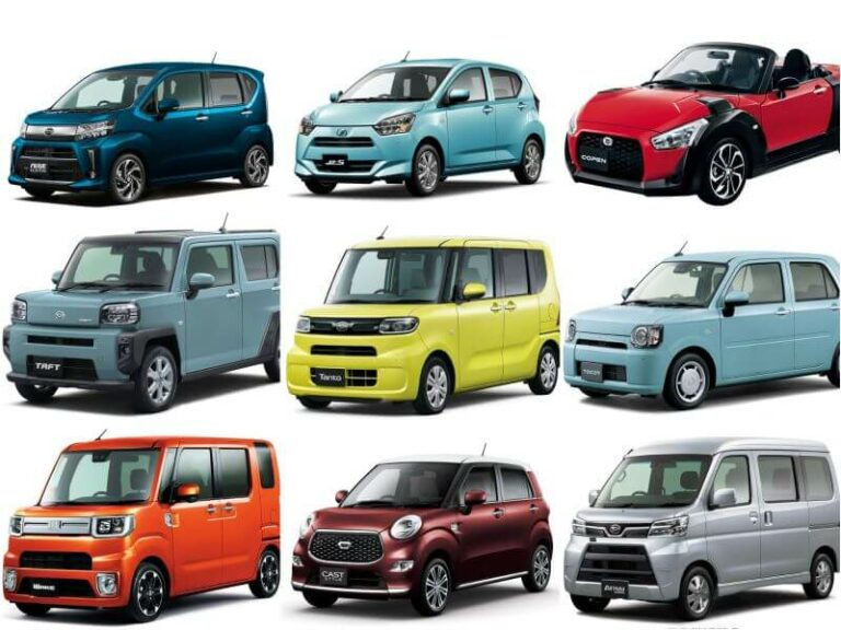 日本の自動車メーカーで何故ダイハツだけ魅力がないんですか?