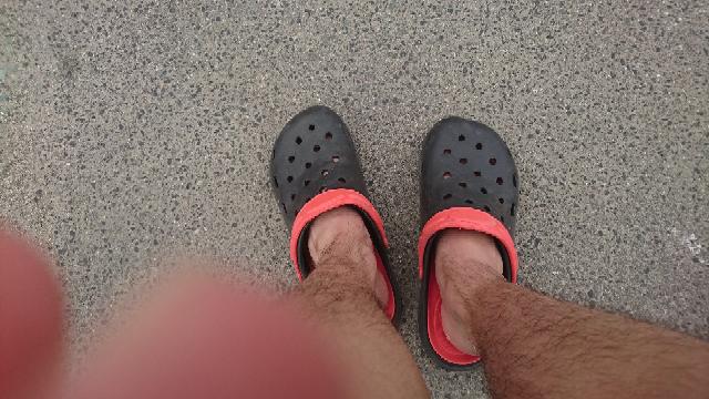 画像の靴について、どう思いますか?