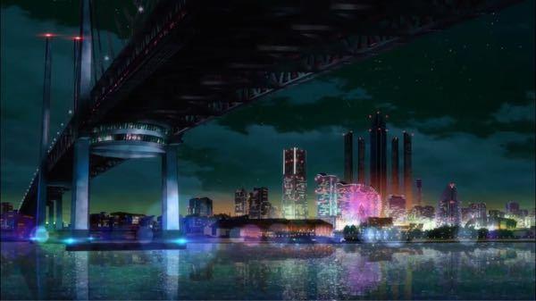 文ストで出てくる下の写真の場所(現実の場所)って分かりますか? 写真に写ってる橋の名前とかを教えて欲しいです。