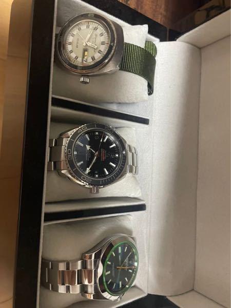 この腕時計の種類教えてください
