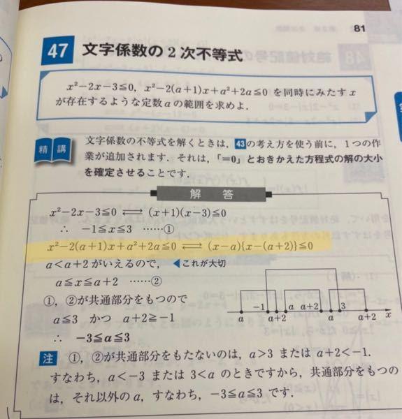 黄色の部分の因数分解の方法と過程を教えてください。
