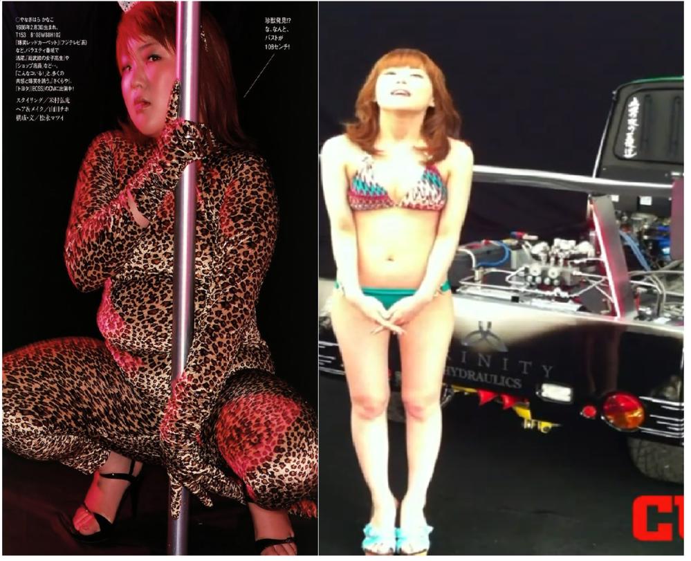 女性芸能人・アイドルの身長クイズです。 ぽっちゃり女子の柳原可奈子さん ビキニが似合う重盛さと美さん どっちの方が背が高いでしょう。 2人は以前、TVで共演しています。