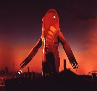 特撮で名前が「め」から始まる名前の「怪獣」と「宇宙人」といえば各々何を一番に選びますか? ・「怪獣」は、番組による超獣や魔獣など呼び名の違いを含み、ロボットを加え、一匹を選び特徴や想い出など一言も添えて回答ください。 ・「宇宙人」は星人を1種類選び特徴や想い出など一言も添えて回答ください。 ・できたら回答する怪獣、宇宙人どちらかの画像添付もお願いします。 ※注:怪獣か怪人の片方だけの回答でも結構です。仮面ライダーやスーパー戦隊などに登場する等身大の「怪人」は除外とします。 無回答になった質問は取り消します。