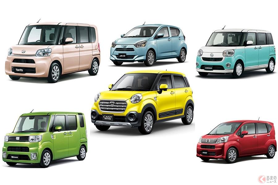 日本の自動車メーカーで何故ダイハツだけ安っぽいイメージなんでしょう?
