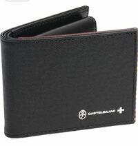 このカステルバジャックの財布はダサいですか?