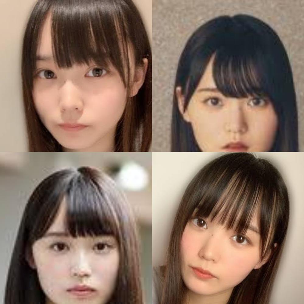 こんな感じの前髪と触覚って、ヘアアイロン使わないとできませんか? ちなみに画像は櫻坂46の増本綺良ちゃんです