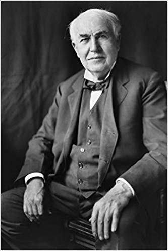 大喜利 エジソン「天才とは、1%のひらめきと99%の○○○である」