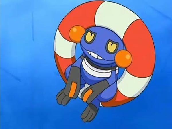 ポケモンのアニメ(ダイヤモンド・パール編)について質問です ピカチュウたちが船の中で遊んでいる回で、この画像のグレッグルが登場する回は第何話でしょうか。 ご回答お待ちしております。