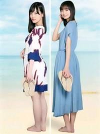乃木坂46遠藤さくらと山下美月どちらが好きですか?どちらが可愛いですか?