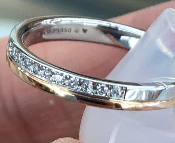 こちらのリングはどこのブランドのリングですか?